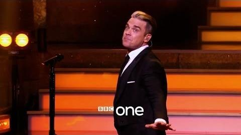 Robbie Williams One Night at the Palladium Trailer - BBC One