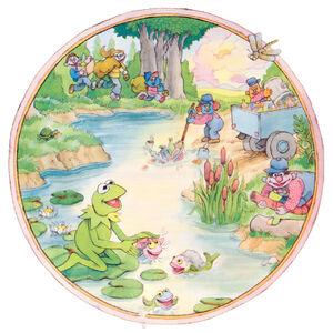 Freetobe-pond