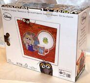 Uk 2013ish muppet ceramic tableware piggy 3