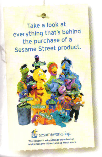 Sesame Workshop Booklet