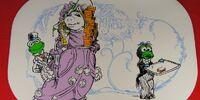 Muppet placemats (Sigma)