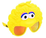 Sun-staches big bird sunglasses