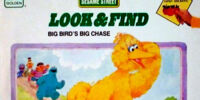 Look & Find: Big Bird's Big Chase