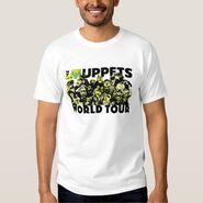 Zazzle world tour shirt