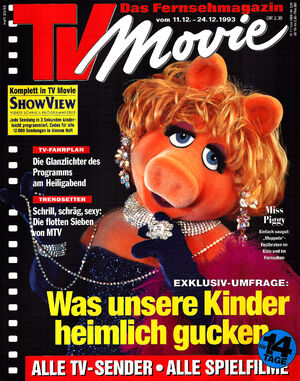 TVMovie-No25-MissPiggyCover-1993