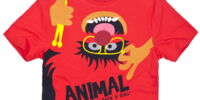 Muppet T-shirts (Cropp)