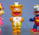 Muppet Babies PVC figures (Miniland)