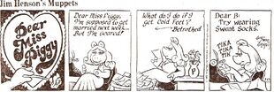The Muppets comic strip 1982-03-23