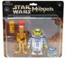 Star Wars Muppets action figures