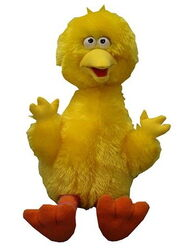 Takara japan plush big bird