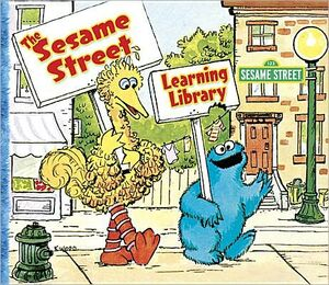 The-Sesame-Street-Learning-Library