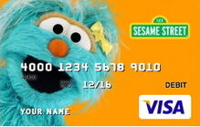 Sesame debit cards 31 rosita