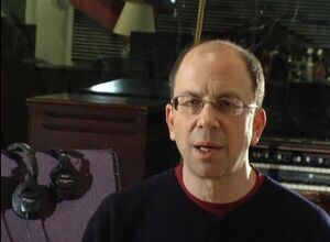 Peter Lurye in Studio