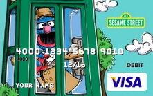 Sesame debit cards 44 super grover