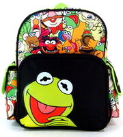 Pact pack kermit backpack