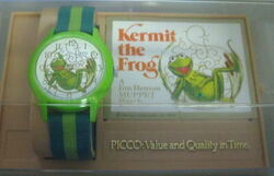 Picco kermit watch