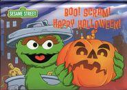 Boo! Scram! Happy Halloween!