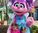 Abby Cadabby walk-arounds