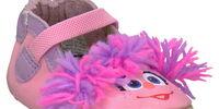 Sesame Street shoes (Stride Rite)