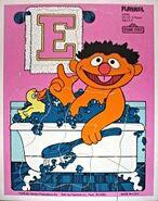 Playskool1979Ernie12pcs