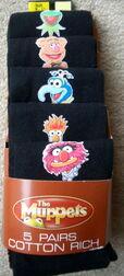 Uk muppet socks