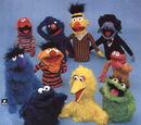 Sesame Street puppets (Questor)