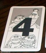 Number cards 05