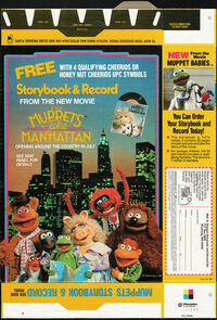 Cheerios mtm storybook record 02