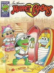 Muppet babies uk summer special 1986