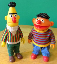 Knickerbocker play with me bert ernie