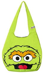 Sesame place bag oscar