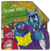 Grover's Little Red Riding Hood