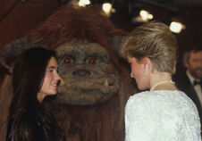 Jennifer connelly princess diana