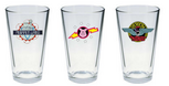 Muppet Show pint glasses