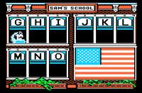 Muppetville-school