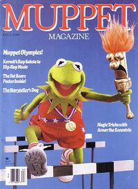 Muppet Magazine issue 24