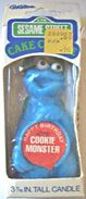 Wilton1977CookieMonsterCandle