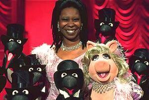 Whoopi Goldberg Muppets Tonight