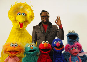 Will.i.am-Muppets