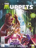 Marvel family reunion reprint variant
