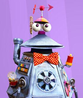 Sam-the-robot