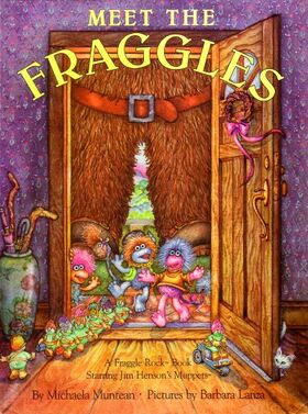 Meetthefragglesbook
