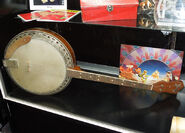 Kermit's banjo
