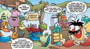 MuppetKingArthur-Comic-Skeksis