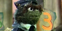 Grouch Toll Booth Attendant