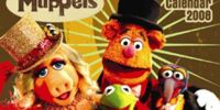 The Muppets Official Calendar 2008