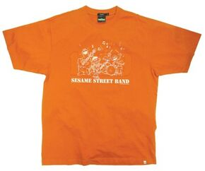 B 2009 t-shirt orange