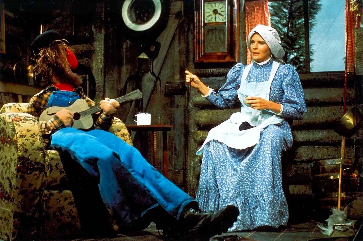 Candice Bergen muppet show