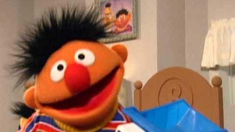 """Sesame Street Ernie Sings """"I Love My Room"""""""