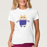 Zazzle piggy pookalooz shirt